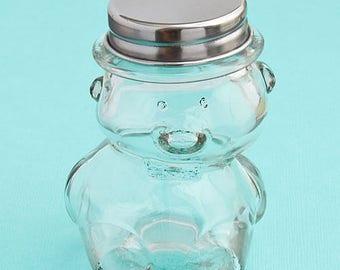 24 Teddy Bear Jars - Set of 24