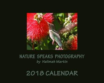 12-Month Wall Calendar 2018