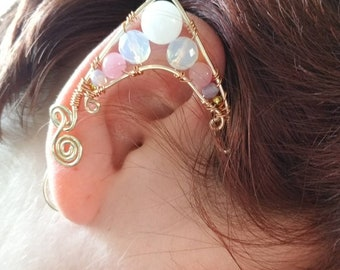 Light elf ear cuffs
