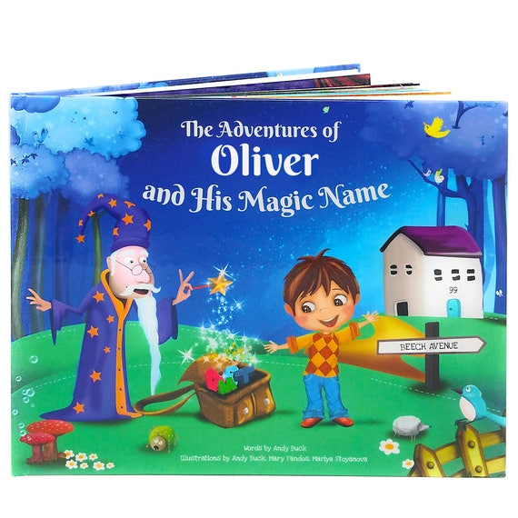 Personalized Books Children - Boys Books
