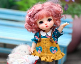 MidsummerCircus*Juju's*lati yellow1/8 outfit winter forest