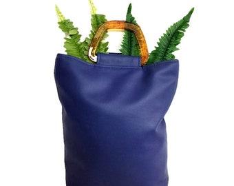 Bags   Blue   ALPHONSINA