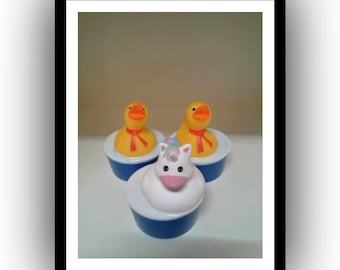 Toy Duck Soap