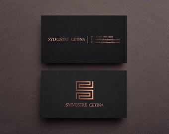 Minimal logo design, Luxurious logo, elegant business cards, Custom business card layout , Elegant logo, Minimal Logo,geometric logo
