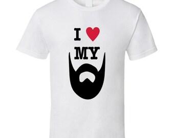 Beard Love Tshirt