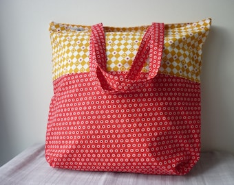 tote bag for shopping in cotton - totebag
