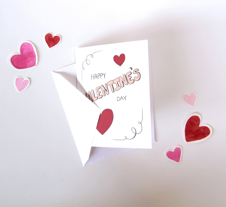 Card For Friend Card For Boyfriend Girlfriend Card