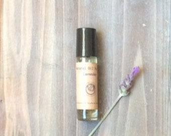 Aromatherapy Lavender oil perfume