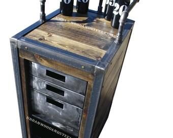Crestway Boozer Bar Cart