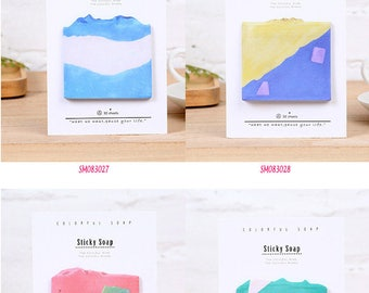 Soap Post IT Notes Sticky Memo