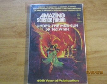 Amazing Science Fiction- First in Science Fiction, Since 1926-