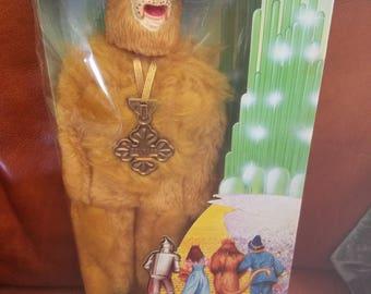 Vintage Cowardly Lion Figure