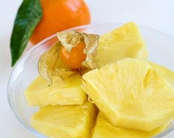 Shea Mango Lip Butter-Iced Pineapple Tangerine
