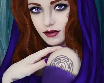 Hekate's Priestess