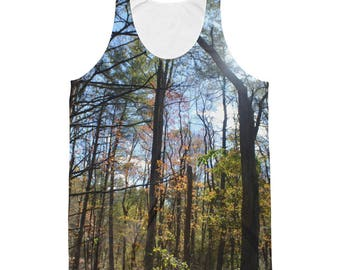Forest Fit Tank Top