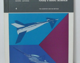 1971 printing of Today's Basic Science published by Harper and Row