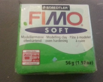 Fimo soft tropical green staedtler No. 53