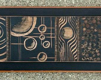 Abstracts, wood abstracts, wood carving, wood burning