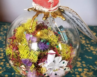 Witches Ball: Home Blessing