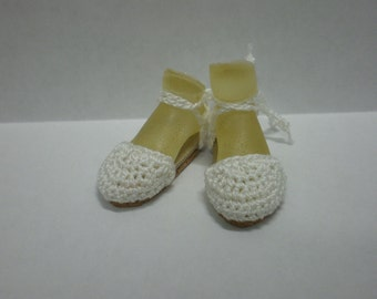 Enchanted Doll Espadrilles in White