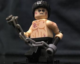 Bruce Lee Custom Minifigure
