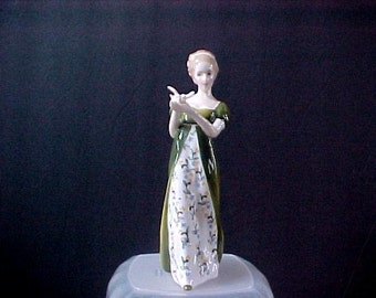 """Royal Doulton Veneta  HN 2722   8"""" tall  Mint Condition, no chips, scratches, repairs or crazing"""