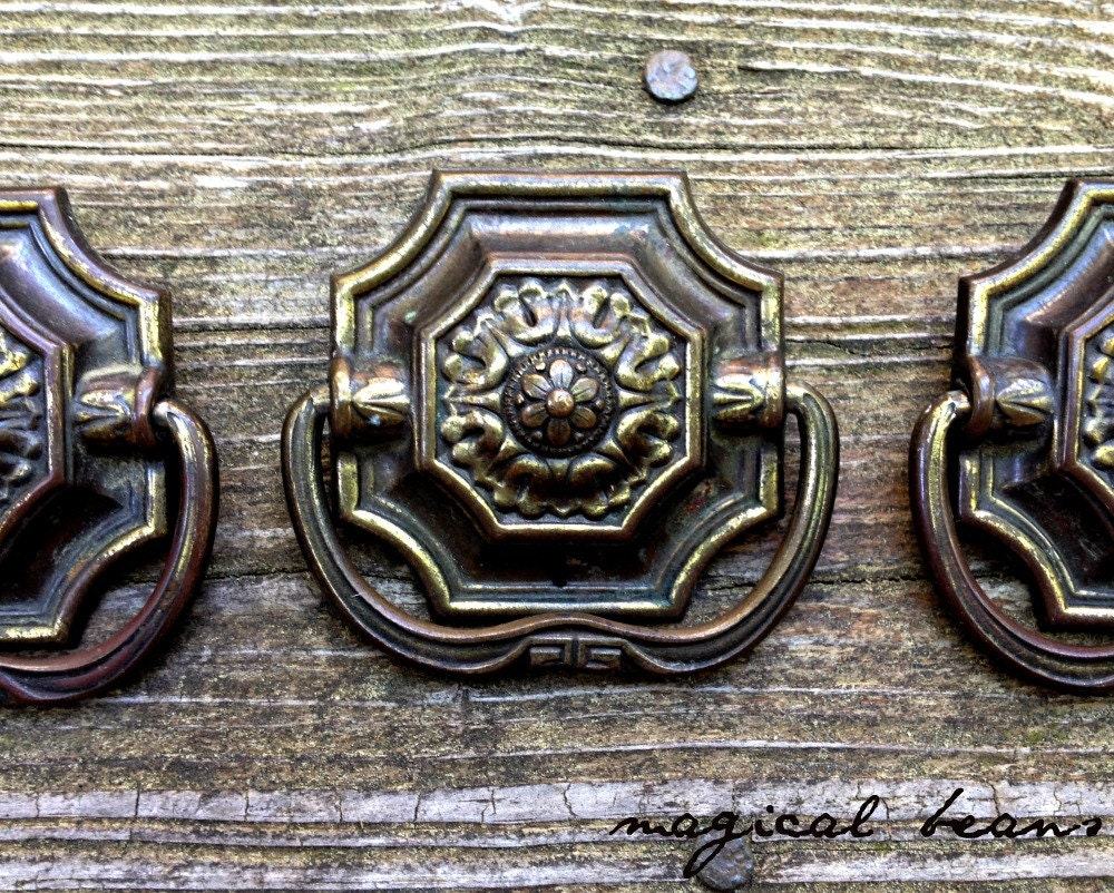 iron and hardware in pull refined to shop hickory cup drawer cabinet center rustic pulls pd