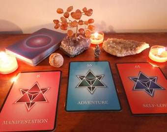 Numerology Oracle Guidance Reading