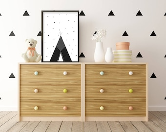 Black and white nursery decor, Woodland nursery decor, Boho Nursery decor, Wall art woodland, Woodland nursery wall art, Boho Nursery Art