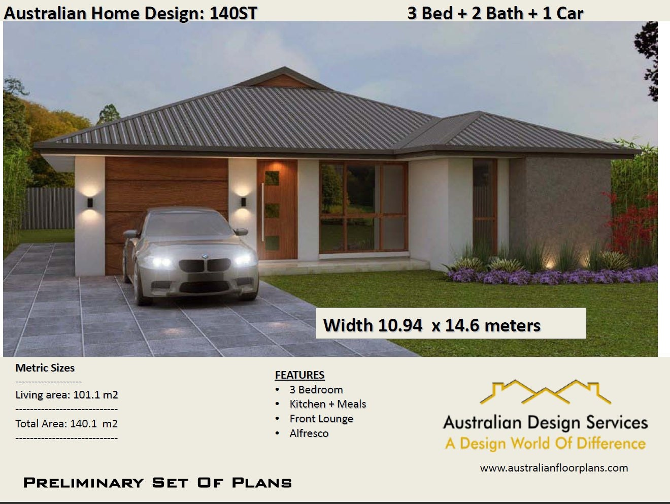 140m2 3 bedroom plans concept house plans for sale house zoom malvernweather Images