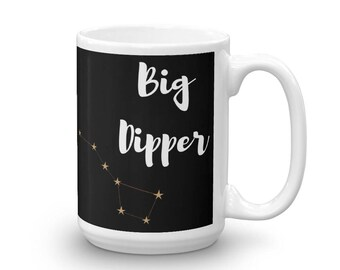 Big Dipper Astronomy Mug made in the USA