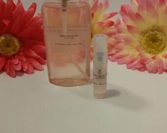 Dry Oil Perfume Pink Sugar Type