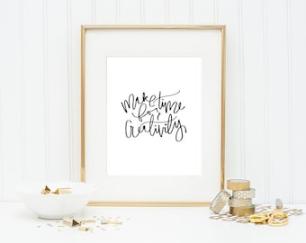 Quote Printable Office Print Craft Room Print Wall Decor Housewarming Gift Inspirational Printable Creative Print Wall Art Home Decor