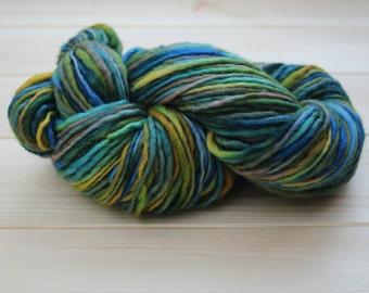 Manos del Uruguay - Wool Clasica - Colour: Unlimited #9134 - 100g Pure Wool - Chunky Weight