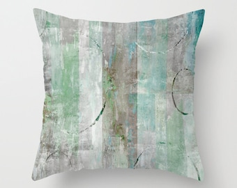 Abstract Taupe Throw Pillow Cover Ombre Modern Home Decor Living room bedroom accessories Cushion Decorative Pillow Cover Euro Sham Cover