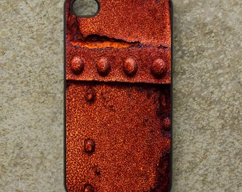 iPhone Cover(all models) - Samsung & other models  - Rust - smartphone - mobile - Decay  - metal - rivet