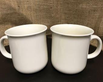 Finnish Arabia Artica coffee mugs