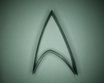 Star Trek Star Fleet Cookie/Bread Cutter