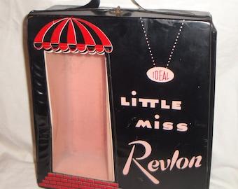 Vintage Little Miss Revlon Carrying Case