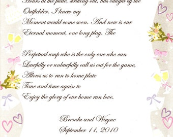 Personalized Name Poem Custom Made Poems Everytime