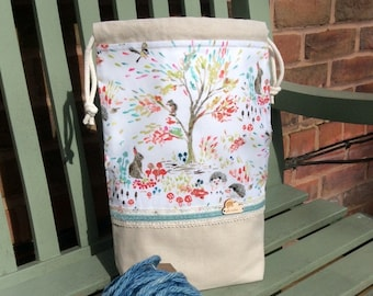 Project Bag (Large) : In the Woods...