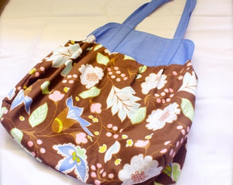 Showoff Bag - Hand sewn - Made by Rae Designs
