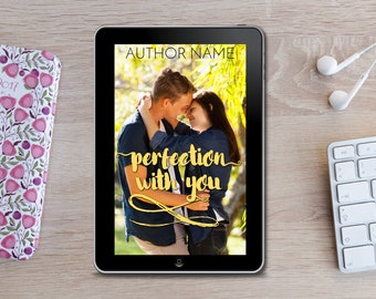 Premade eBook Cover -  Perfection with you