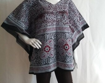 African fashion blouse, Khanga blouse