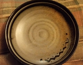 Vintage T. Yondo bowl Cleveland Ohio artist
