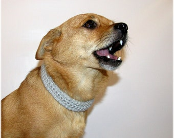 13 Inch Cotton Pet Collar
