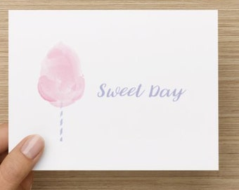 Sweet Day Note Cards