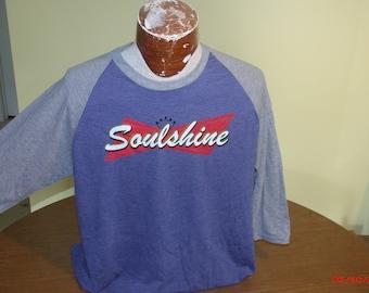 Allman Brothers/Govt Mule Shirt. 3/4 sleeve unisex Baseball T shirt