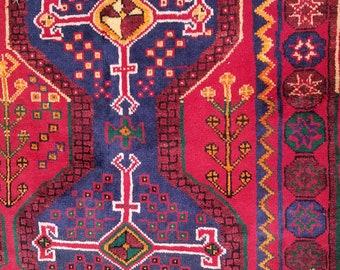 Ara - Vintage Persian Carpet