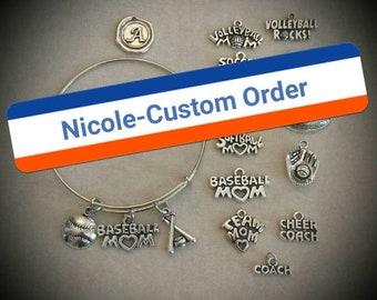 Nicole's Custom Bangle